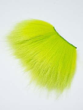Supreme Foxhair bright green